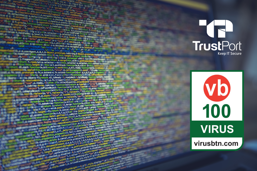 virus bulletin test results antivirus trustport