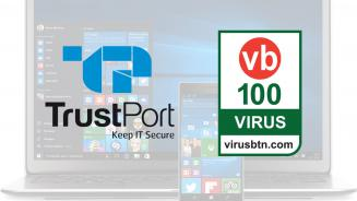 trustport virus bulletin antivirus rap